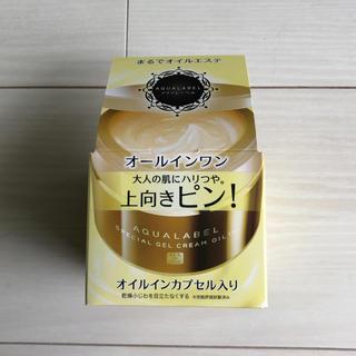 アクアレーベル(AQUALABEL)のアクアレーベル スペシャルジェルクリーム 90g(オールインワン化粧品)