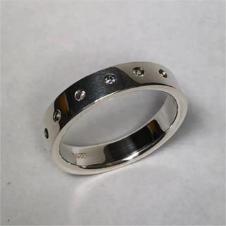 カルバンクライン(Calvin Klein)の【cK】カルバン クライン シンプルリング・15号(リング(指輪))