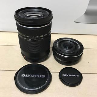 OLYMPUS - olympus ダブルレンズキット。