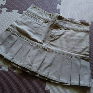 ラルフローレン(Ralph Lauren)の美品☆ラルフローレン  チノプリーツスカート(スカート)