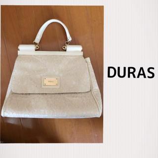 デュラス(DURAS)のDURAS★レースハンドバッグ(ハンドバッグ)