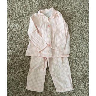 ムジルシリョウヒン(MUJI (無印良品))の無印良品 パジャマ サイズ100(パジャマ)