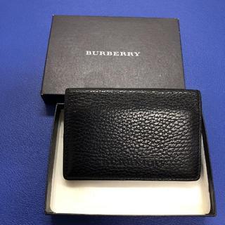 BURBERRY - バーバリー カードケース 名刺入れ
