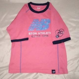 ニューバランス(New Balance)の子供用シャツ130(スポーツに)(Tシャツ/カットソー)