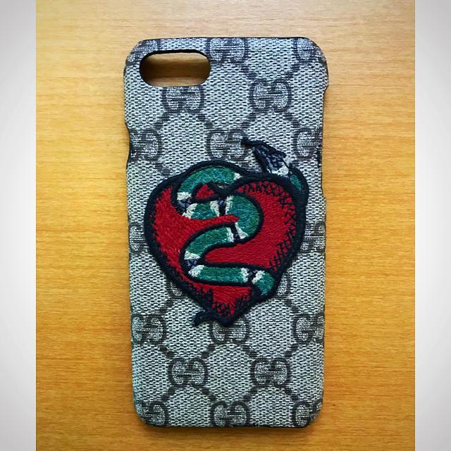 Gucci - GUCCI正規品 iPhone7ケース 蛇 ハートLimited Editionの通販