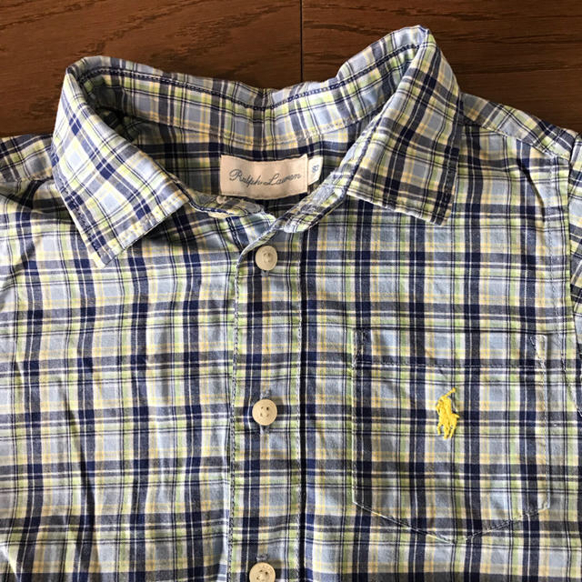 Ralph Lauren(ラルフローレン)のラルフローレン ロンパース 男の子 80 キッズ/ベビー/マタニティのベビー服(~85cm)(カバーオール)の商品写真