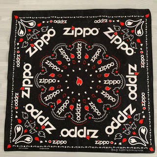 ジッポー(ZIPPO)のzippo バンダナ ハンカチ(バンダナ/スカーフ)