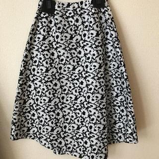 ルシェルブルー(LE CIEL BLEU)の新品未使用 人気商品  ルシェルブルースカート(ひざ丈スカート)
