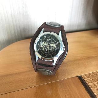 ケイシイズ(KC,s)のKC,s コンチョ付き 時計(腕時計(アナログ))