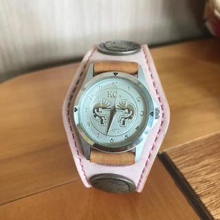 ケイシイズ(KC,s)のKC.s コンチョ付き 腕時計(腕時計(アナログ))