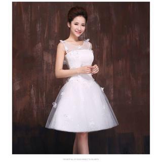 0f0947ee610ad ウエディングドレスウェディング 花嫁ドレス パーティードレス(ウェディングドレス)