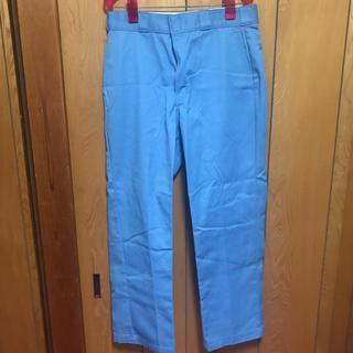ディッキーズ(Dickies)のディッキーズ 874 水色 ブルー (ワークパンツ/カーゴパンツ)