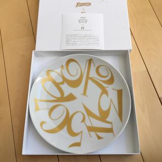ホッカイドウニホンハムファイターズ(北海道日本ハムファイターズ)の日本ハム ファイターズ シーズンシート 皿 フランクミュラー(食器)