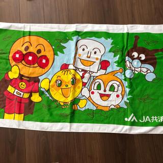 アンパンマン(アンパンマン)の☆マッキー様専用☆(タオル/バス用品)