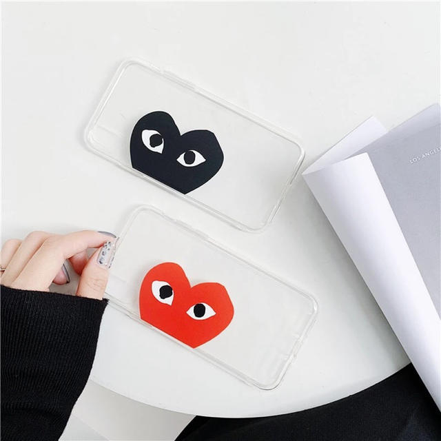 COMME des GARCONS - コムデギャルソンケース iphone Xs 最大 Xr × 8 7 6 6 s の通販 by ファッションshop|コムデギャルソンならラクマ