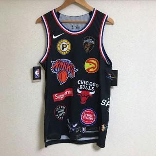 NIKE - Supreme/Nike/NBA Teams Authentic Jersey