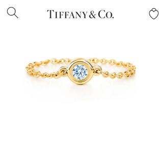 ティファニー(Tiffany & Co.)のTiffany ダイヤモンドバイザヤードリング(リング(指輪))