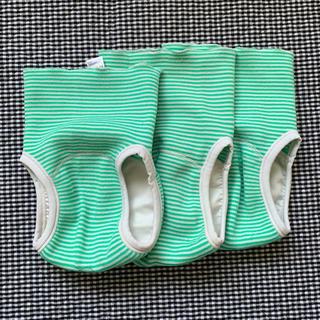 Nishiki Baby - ニシキ 履くおむつカバー ストレッチパンツ