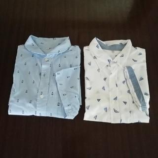 しまむら - メンズ 半袖シャツ XL  2枚