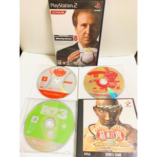 プレイステーション2(PlayStation2)のPS2ゲームソフトまとめ売り(家庭用ゲームソフト)