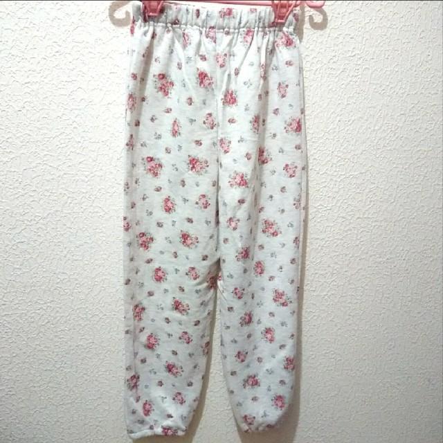 しまむら(シマムラ)の新品 しまむら 花柄 パジャマ 3点セット♥️M ユニクロ アベイル レディースのルームウェア/パジャマ(パジャマ)の商品写真