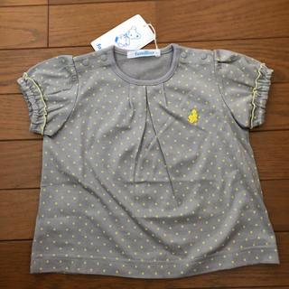 familiar - familiar ファミリア 半袖Tシャツ