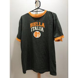 フィラ(FILA)のレアカラー!FILA カーキのTシャツ(Tシャツ/カットソー(半袖/袖なし))