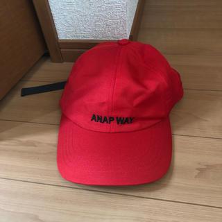 シマムラ(しまむら)のANAPway キャップ(帽子)
