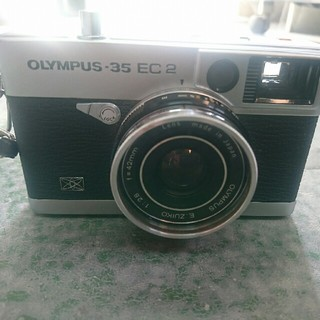 オリンパス(OLYMPUS)のオリンパス35   EC2(フィルムカメラ)