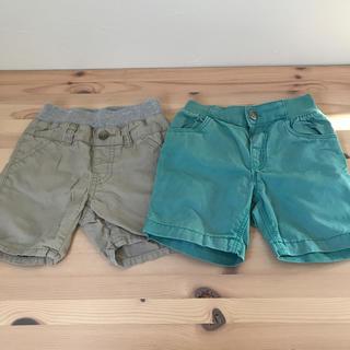 ユニクロ(UNIQLO)の80 男の子 半ズボン ハーフパンツ  ユニクロ(パンツ)