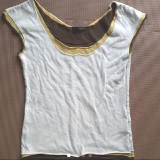 ザンパ(zampa)の重ね着風Tシャツ ZAMPA(Tシャツ(半袖/袖なし))