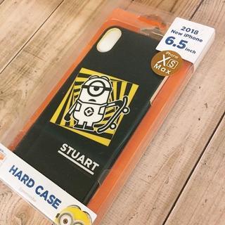 ミニオン(ミニオン)のミニオンズ iPhoneXsMax  スマホケース MINI117B(iPhoneケース)