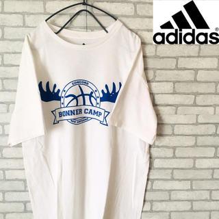 アディダス(adidas)のadidas アディダス メンズ 半袖 Tシャツ パフォーマンス ロゴ トレンド(Tシャツ/カットソー(半袖/袖なし))