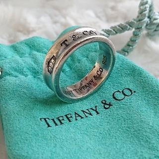 ティファニー(Tiffany & Co.)のTIFFANY&Co. ティファニー ナローベーシックリング シルバー 16号(リング(指輪))