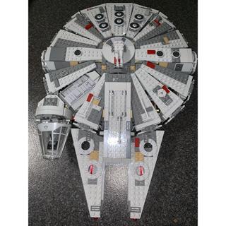 レゴ(Lego)のレゴ LEGO スターウォーズ 7965 ミレニアムファルコン(SF/ファンタジー/ホラー)
