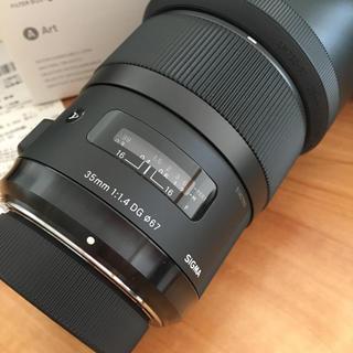 SIGMA - SIGMA シグマ 35mm F1.4 DG HSM Art ニコン Nikon