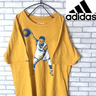 アディダス(adidas)のadidas アディダス パフォーマンス ロゴ バスケ トレンド 半袖 Tシャツ(Tシャツ/カットソー(半袖/袖なし))