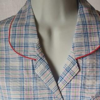 エドウィン(EDWIN)のEDWIN 初夏~夏 綿100%(サッカー生地)半袖8分パンツ Mサイズパジャマ(パジャマ)