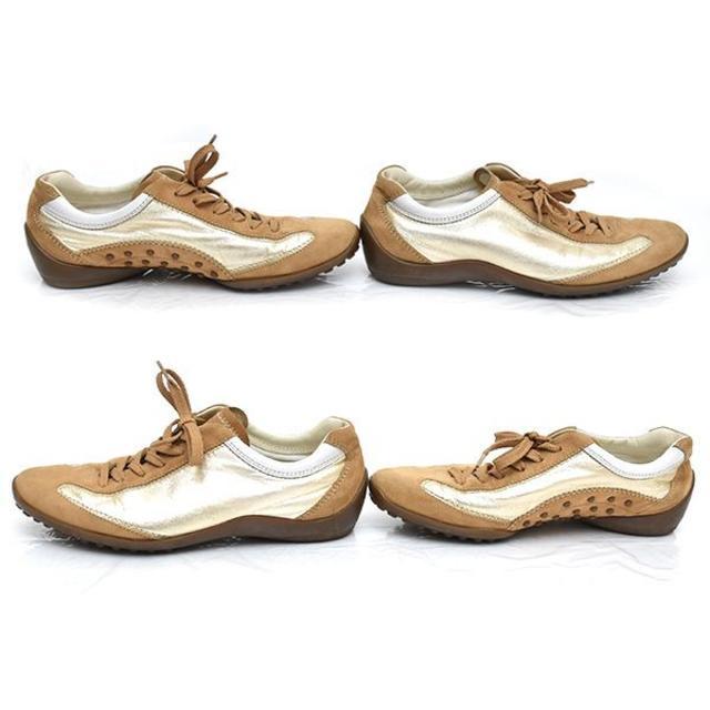 TOD'S(トッズ)のトッズ スニーカー 35 1/2(約22.5cm) レディースの靴/シューズ(スニーカー)の商品写真