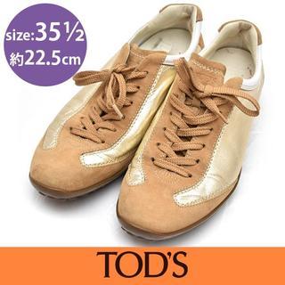 トッズ(TOD'S)のトッズ スニーカー 35 1/2(約22.5cm)(スニーカー)