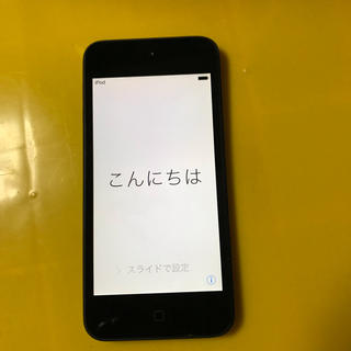 iPod touch - iPod touch 第5世代? 容量32GB ブラック