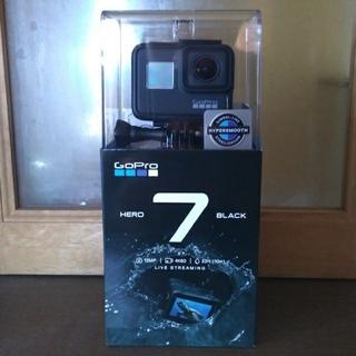 ゴープロ(GoPro)のGoPro HERO7 black 日本国内正規品(ビデオカメラ)