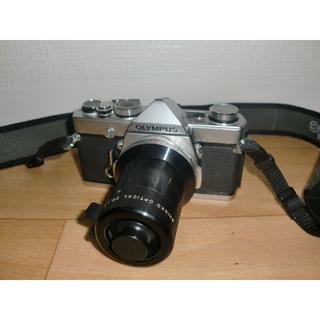 オリンパス(OLYMPUS)のOLYMPUS/オリンパス OM-1  特殊レンズ セット (フィルムカメラ)