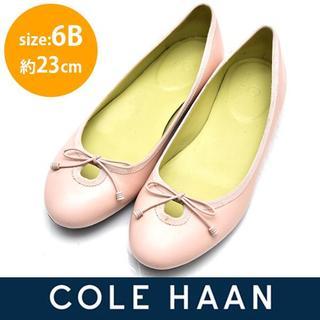 Cole Haan - コールハーン リボン フラットシューズ 6B(約23cm)