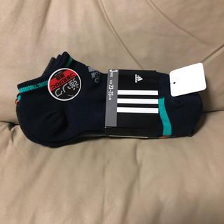 アディダス(adidas)のadidasスニーカーソックス(靴下/タイツ)