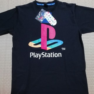 しまむら - プレステ Tシャツ