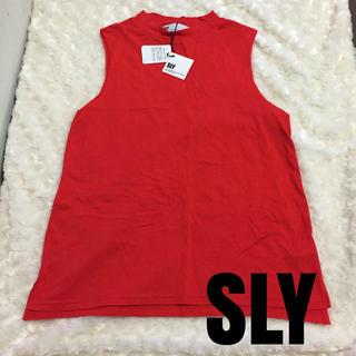 スライ(SLY)のSLY★タンクトップ(Tシャツ(半袖/袖なし))