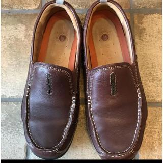 クラークス(Clarks)のクラークス ローファー モカシン ブラウン(ローファー/革靴)