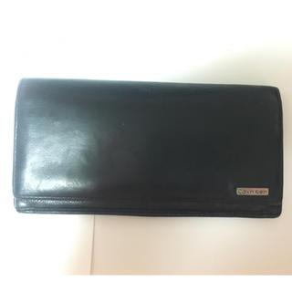 カルバンクライン(Calvin Klein)のCalvin klein の 長財布(長財布)