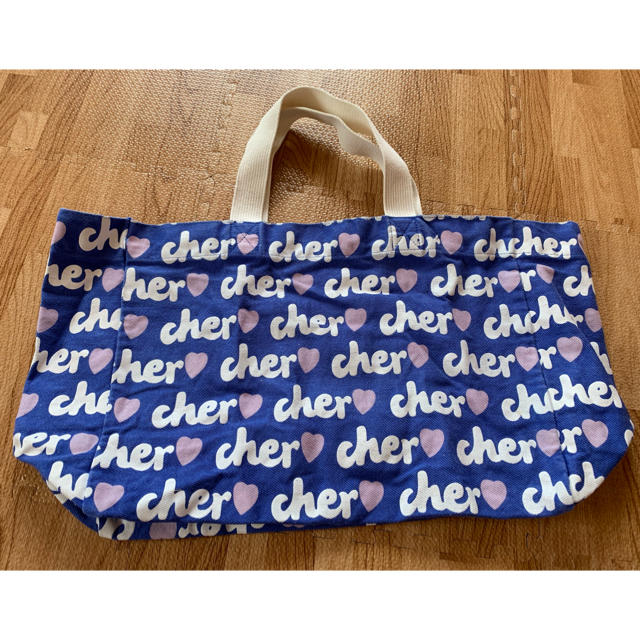 Cher(シェル)のシェル♡エコバッグ レディースのバッグ(エコバッグ)の商品写真